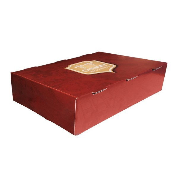 Boite Carton Grill personnalisée