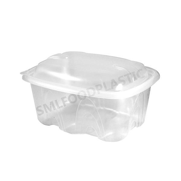 zoom Barquette Plastique Archipack + couvercle