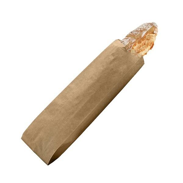 Sac Sandwich Papier Kraft Brun