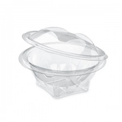 miniature Bol Salade Plastique Charnière
