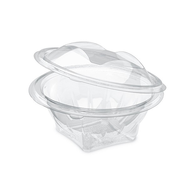 zoom Bol Salade Plastique Charnière
