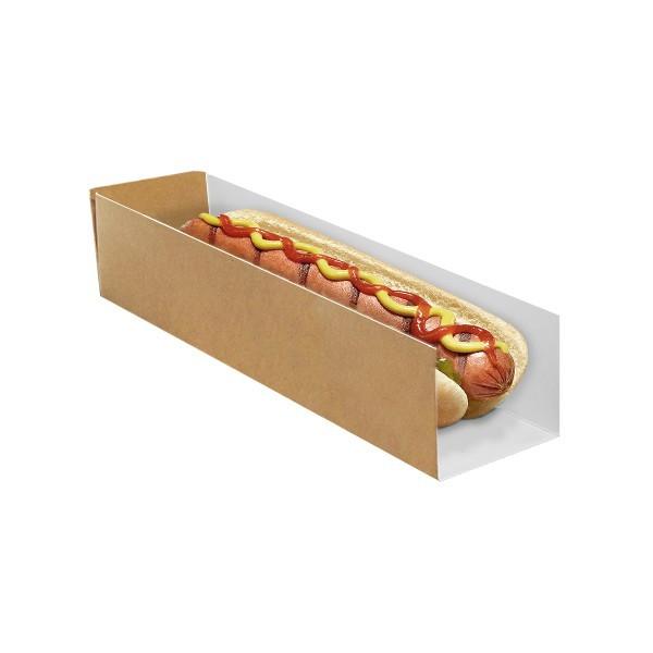 zoom Etui hot-dog Carton