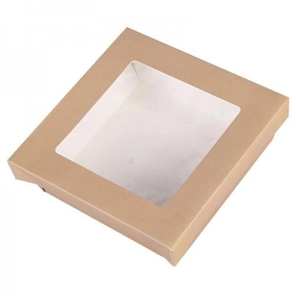 Boite Bagel Carton Carrée
