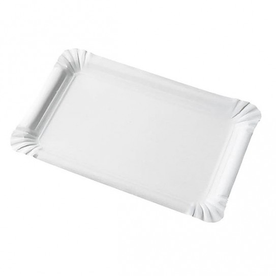 Assiette Carton Rectangle