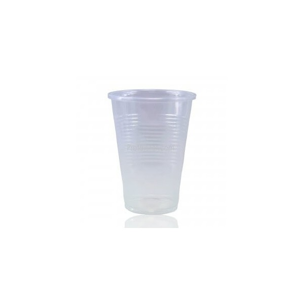 zoom Gobelet Plastique Transparent