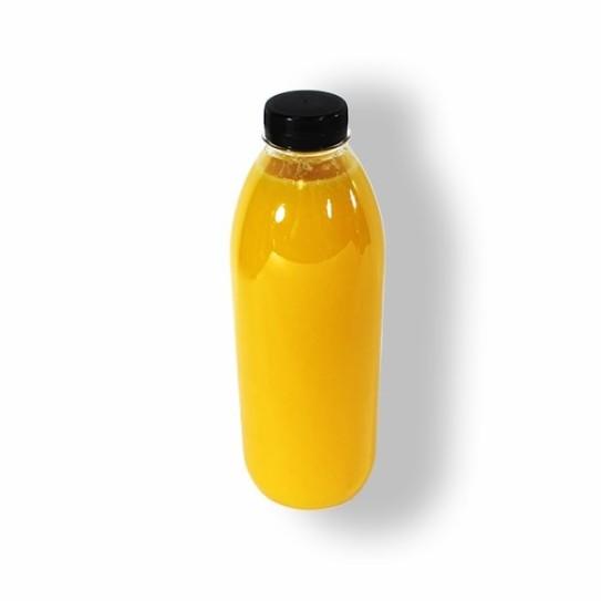 Serviette marron écologique 33x33