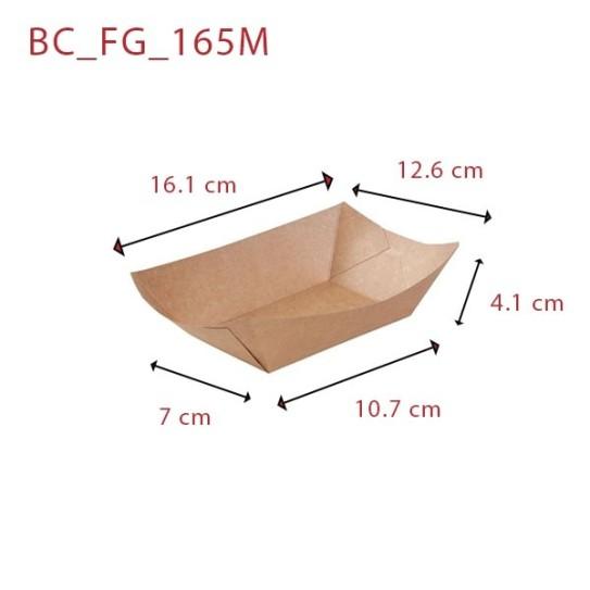 Assiette Carrée Tendance Fushia 24 cm