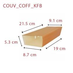 miniature Coffret Carton Kraft Brun