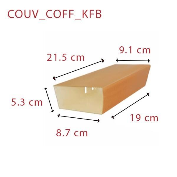 Coffret Carton Kraft Brun