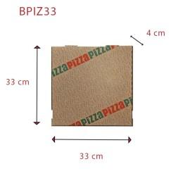 Boîte Pizza 26x26x4cm