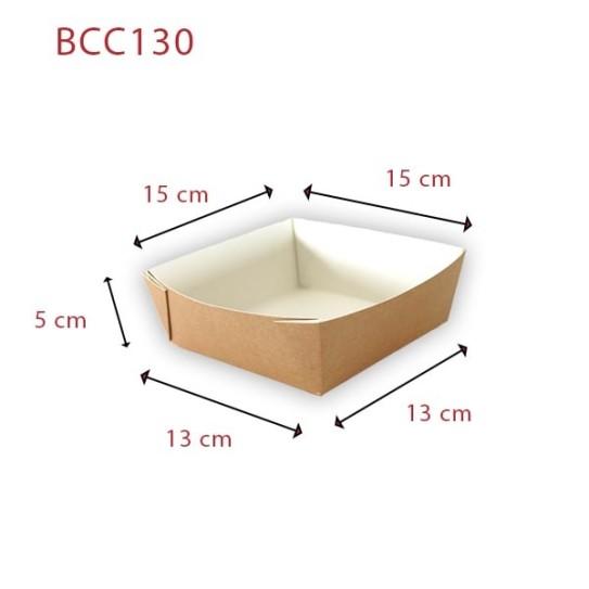Dimensions-barquette