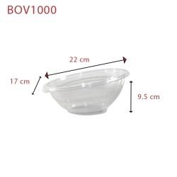 Kit Couverts Plastique 4/1 cristal