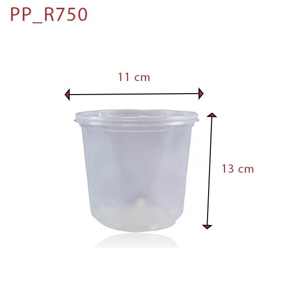 zoom Pot Rond Micro-Ondable