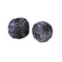 miniature Boule Inox Paille Fer