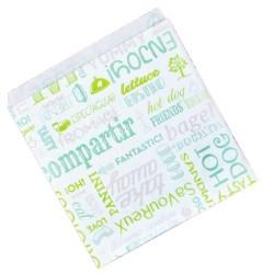 miniature Sachet Papier Ouvert