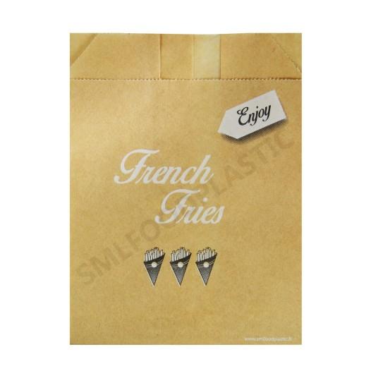 Sachet Frites Papier