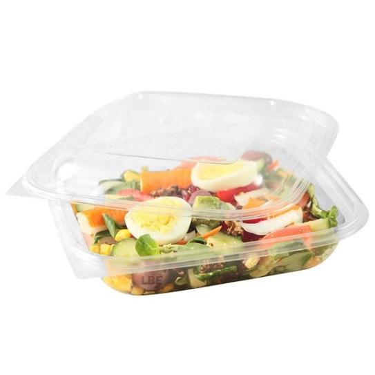 Bol Salade Plastique Carré