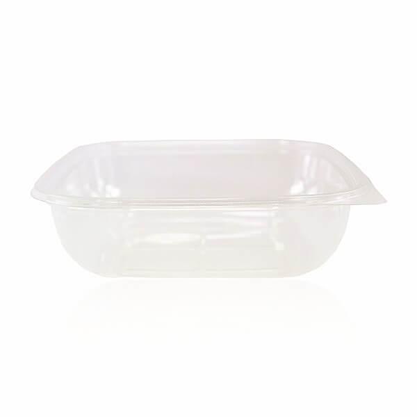 zoom Bol Salade Plastique Carré