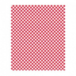 miniature Papier ingraissable rectangle Damier