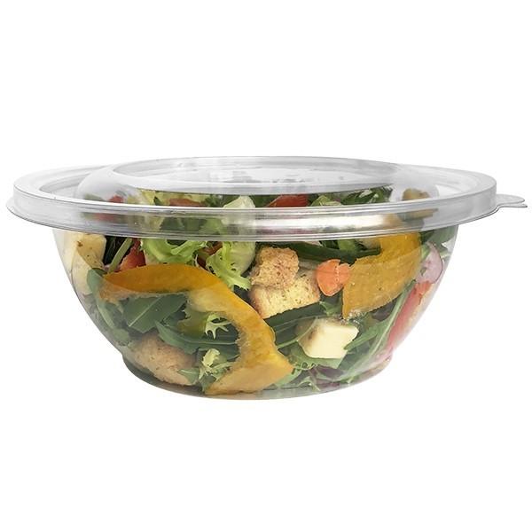 Bol Salade Plastique Rond Plat
