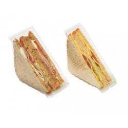 miniature Boite à Sandwich Triangle