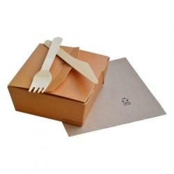 miniature Boite Carton Street Kraft