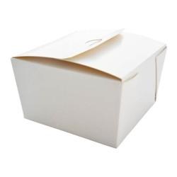 miniature Boite Carton Street Kraft Blanc