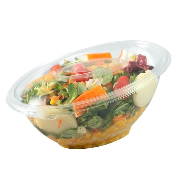 zoom Bol Salade Plastique Bizo