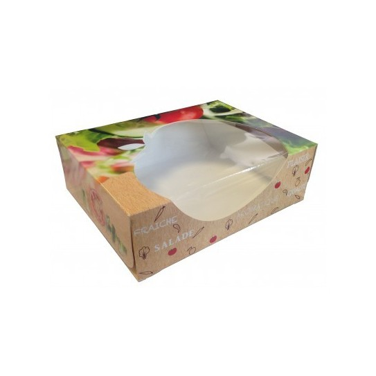 Boite carton Tomate personnalisée