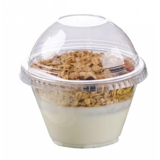 Pot à Dessert Plastique Cristal TP7