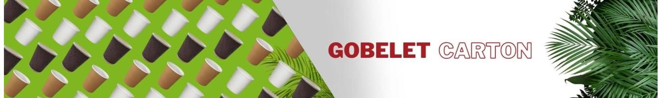 Gobelet Carton, Vente en gros pour les pros - SML Food Plastic