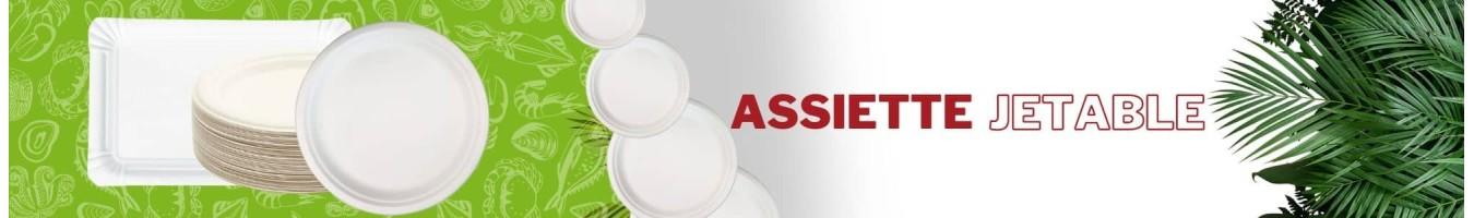 Grossiste Assiettes Plastique et Carton - SML Food Plastic