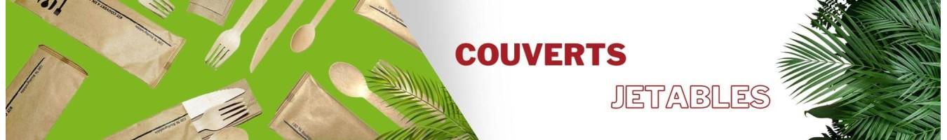 Couverts Jetables pour la vente à emporter - SML Food Plastic