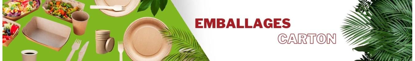 Emballage Alimentaire Carton pour les pros - SML Food Plastic