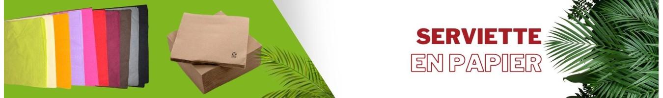 Serviettes en Papier pour les professionnels - SML Food Plastic