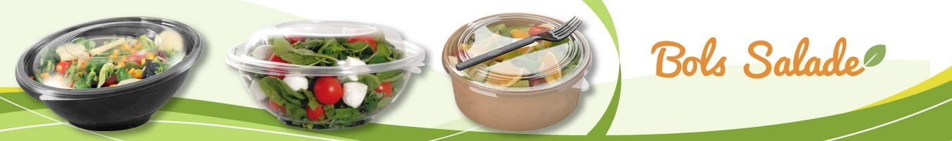 Bols Alimentaires Plastique et Carton - SML Food Plastic